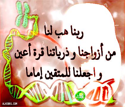 والذين يقولون ربنا هب لنا من أزواجنا وذرياتنا قرة أعين واجعلنا للمتقين إماما
